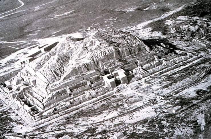 Ziggurat di Ur  Wikipedia